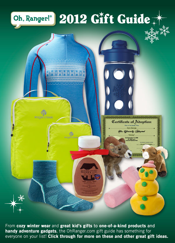 Oh, Ranger! 2012 Holiday Gift Guide