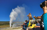 Canon Photography in Yellowstone National Park
